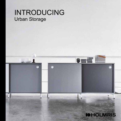 INTRODUCING Urban Storage