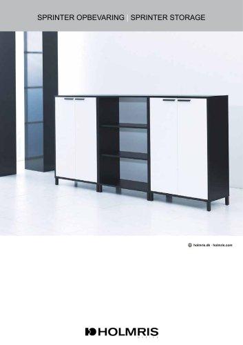Storage:Sprinter storage