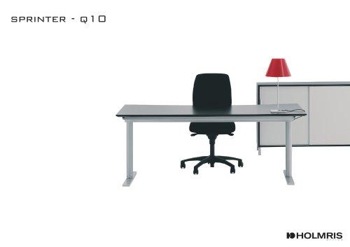 Workstations:sprinter - q10
