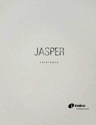 JASPER MONOGRAPHIC CATALOGUE