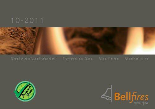 Bellfires gas fires brochure 2011