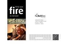Bellfires Gas fires - built -in