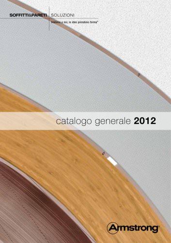 Catalogo Generale  - Soluzioni per soffitti