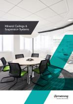 Mineral Ceilings & Suspension Systems