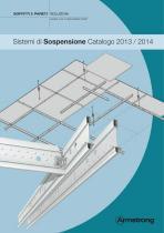 Sistemi di Sospensione Catalogo 2013 / 2014