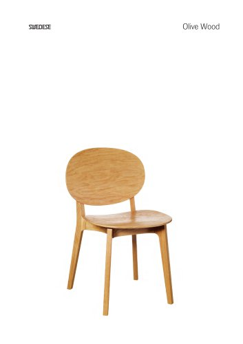 Olive Wood chair