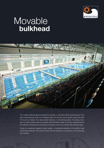 Movable bulkhead