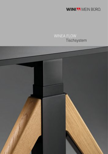 WINEA FLOW Table Systems