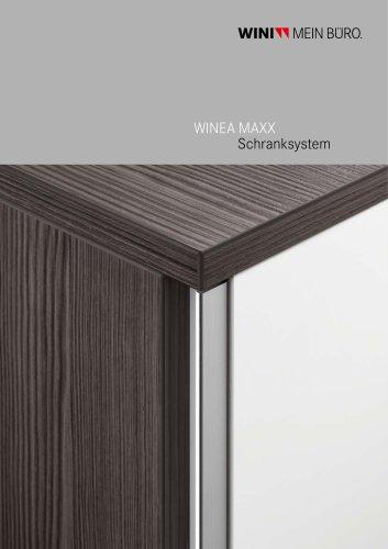 WINEA MAXX Cabinet system