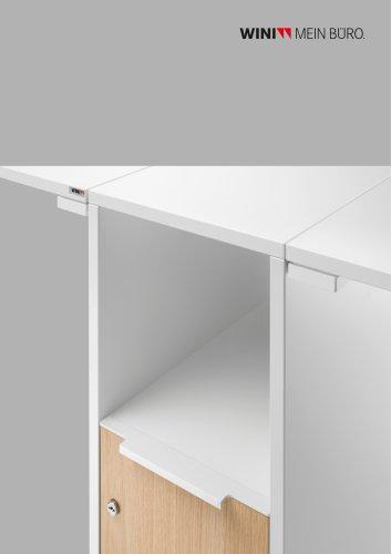 WINEA SLIM Storage system