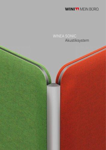 WINEA SONIC Akustiksystem