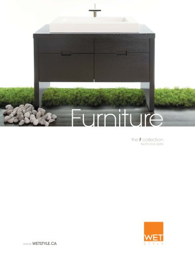 F Collection -furniture