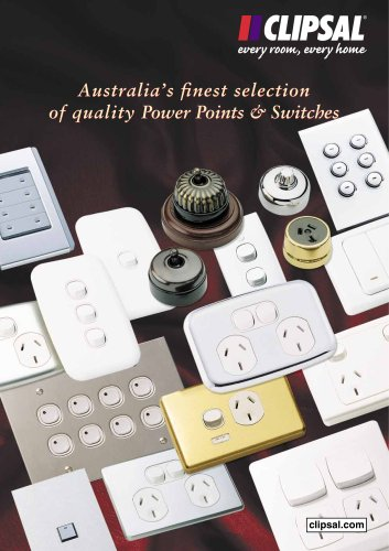 Australia\'s finest selection of quality Power Points