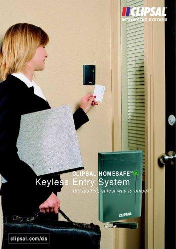Clipsal Homesafe Keyless Entry System