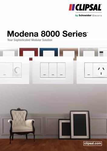 Modena 8000 Series