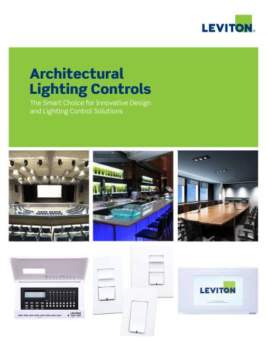 Architectural Lighting Controls