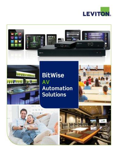 Bitwise AV Controls Solutions