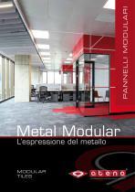 Metal Modular l'espressione del metallo