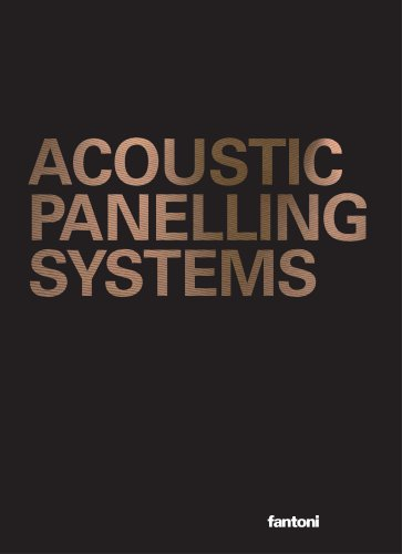 ACOUSTIC PANELLING SYSTEMS