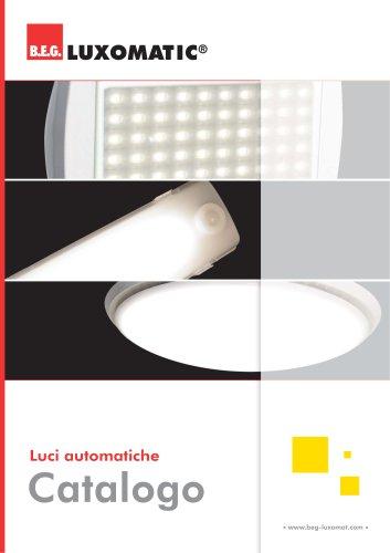 Luminaires automatiques