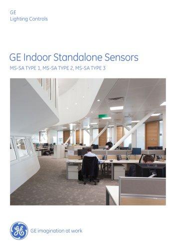 GE Indoor Standalone Sensors