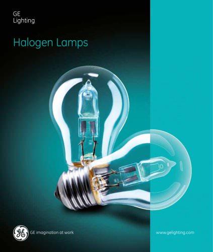 Halogen Lamps (Spectrum)