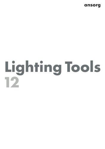 Catalogue 'Lighting Tools 2012´