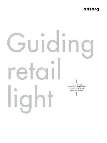 Guiding retail light