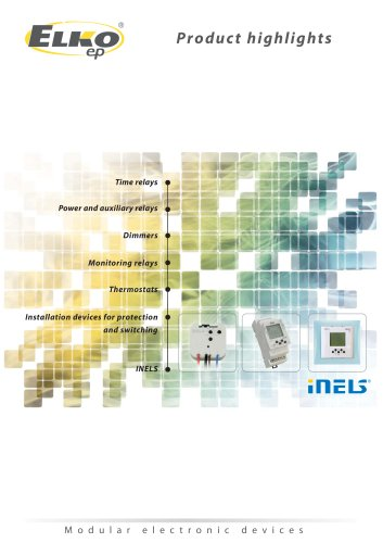 INELS product highlight