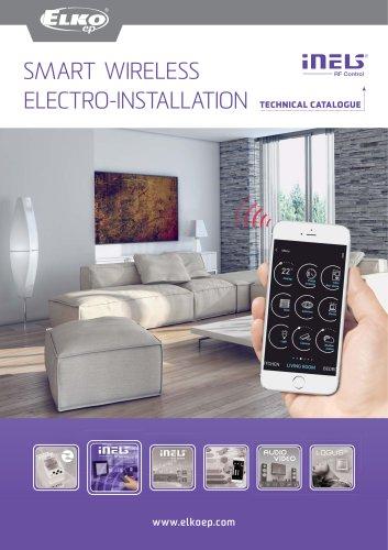 iNELS RF Control: Wireless control system