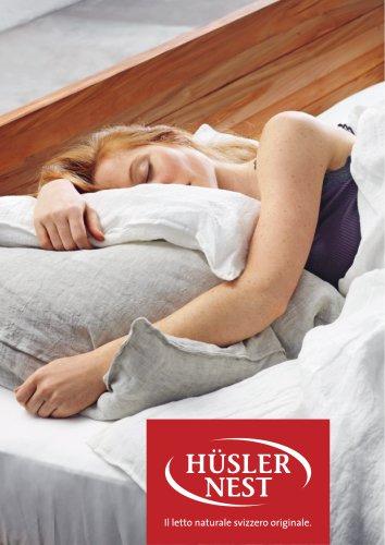 Hüsler Nest - Booklet