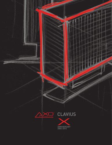 Clavius X 2014