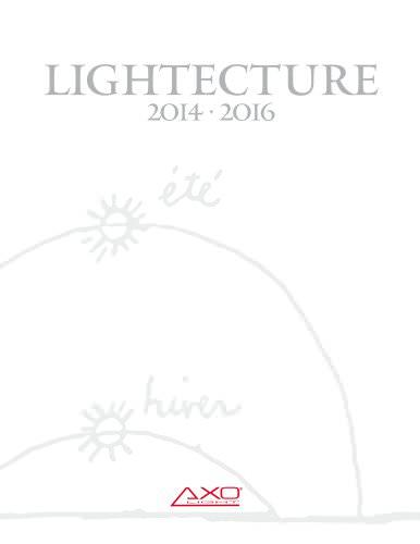 Lightecture 2014-16