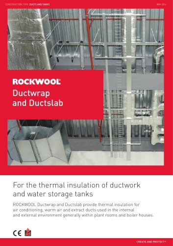 DUCTSLAB AND DUCTWRAP