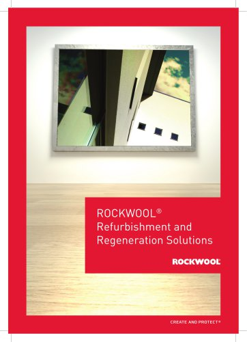 REFURBISHMENT AND REGENERATION SOLUTIONS