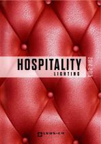 HOSPITALITY 2014-15 ÉCLAIRAGE POUR HÔTELS