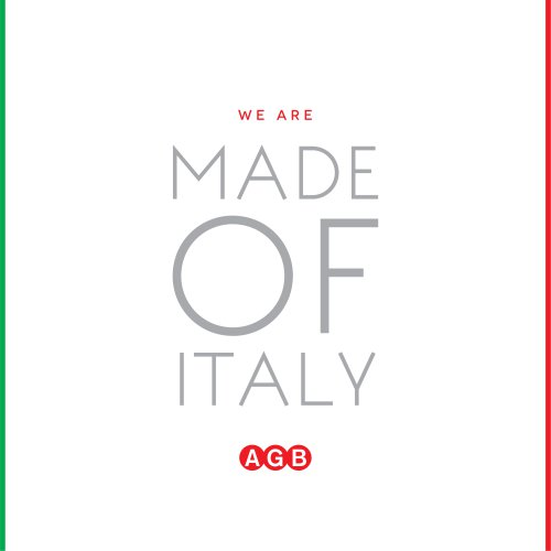 MADE OF ITALY