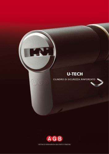 U-TECH - Cilindro di sicurezza rinforzato