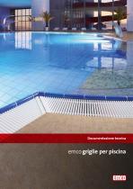 emco griglie per piscina