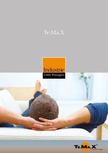 Brochure Te.Ma.X