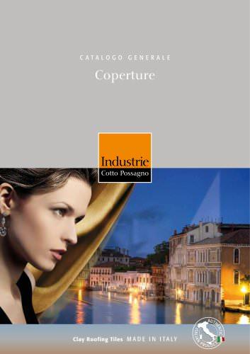 Catalogo generale Coperture