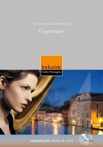 Catalogo Industrie Cotto Possagno 2012