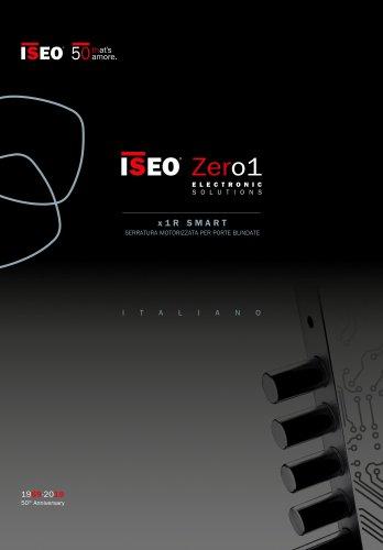 ISEO Zero1 ELECTRONIC SOLUTIONS x1R SMARTSERRATURA MOTORIZZATA PER PORTE BLINDATE