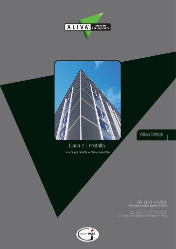 Aliva METAL brochure