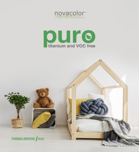 puro-titanium and voc-free