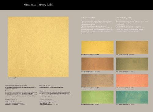 Nirvana Luxury Gold