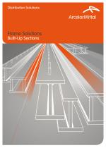 Frame Solutions - Built-Up Sections