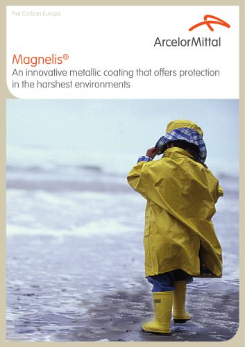 Magnelis® - Protection in the harshest environments