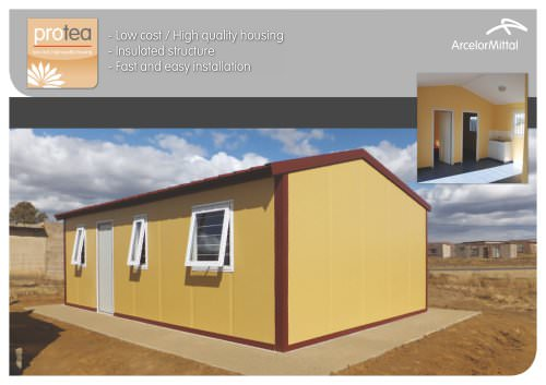 PROTEA® - affordable quality housing