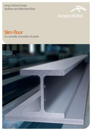 Slim Floor  Un concetto innovativo di solaio